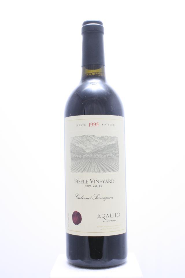 Araujo Estate Cabernet Sauvignon Eisele Vineyard 1995