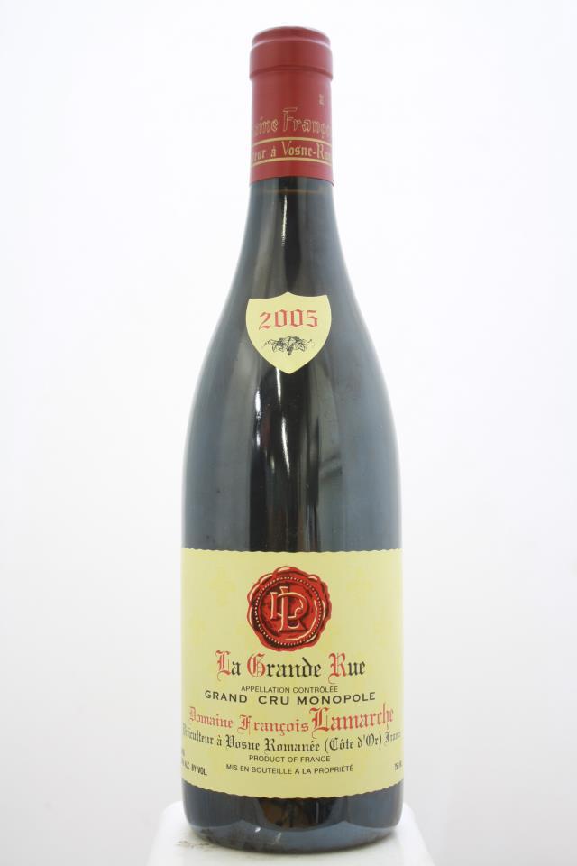 Francois Lamarche La Grande Rue 2005