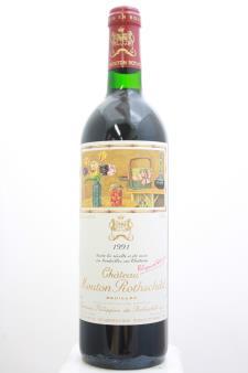 Mouton Rothschild 1991