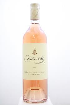 Dakota Shy Cabernet Sauvignon Rosé 2017