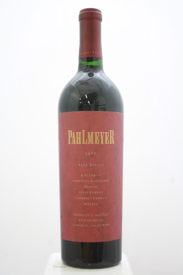 Pahlmeyer Proprietary Red 1997