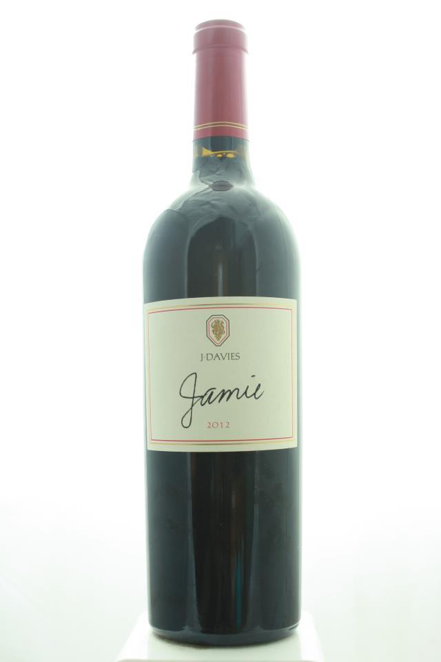 Davies Vineyards Cabernet Sauvignon Estate Jamie 2012