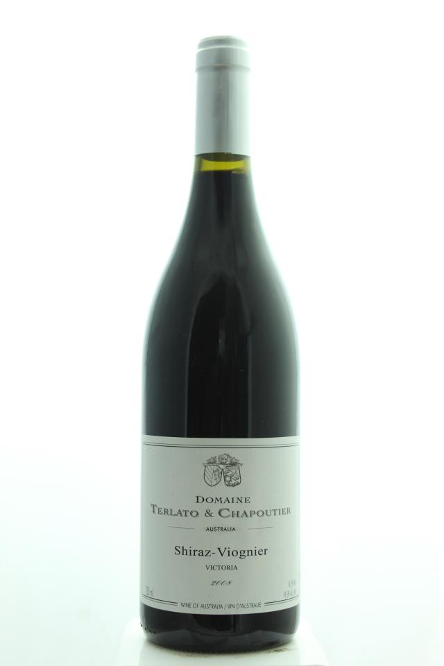 Terlato & Chapoutier Shiraz / Viognier 2008
