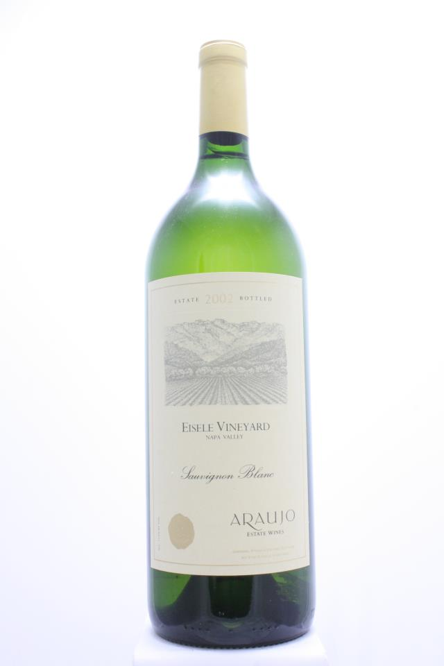 Araujo Estate Sauvignon Blanc Eisele Vineyard 2002