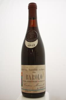 Bartolo Mascarello (Cantina) Barolo 1967