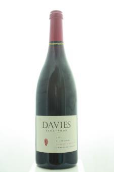 Davies Vineyards Pinot Noir Londer Vineyards 2011