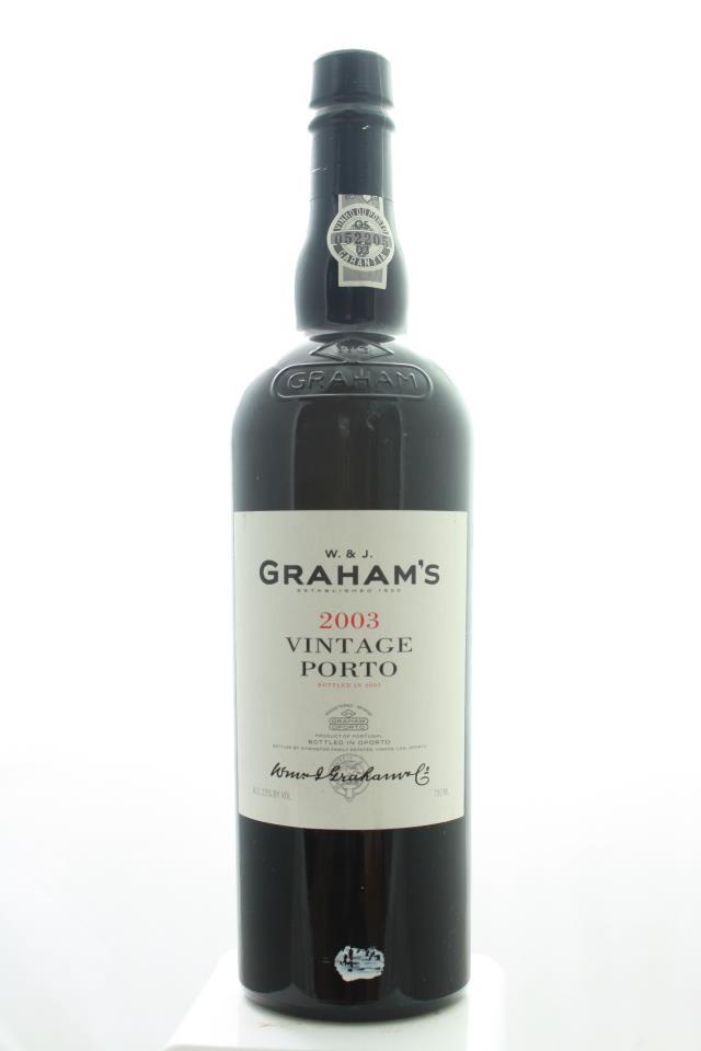 Graham's Vintage Porto 2003