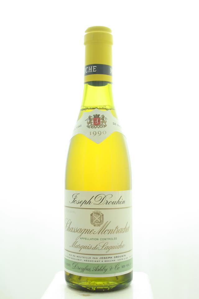 Joseph Drouhin (Maison) Chassagne-Montrachet Marquis de Laguiche 1990