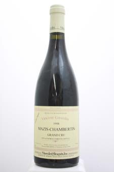 Vincent Girardin (Maison) Mazis-Chambertin Vielles Vignes 1998