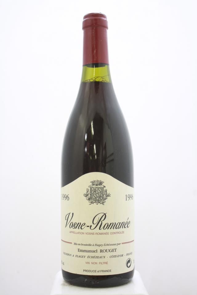 Emmanuel Rouget Vosne-Romanée 1996