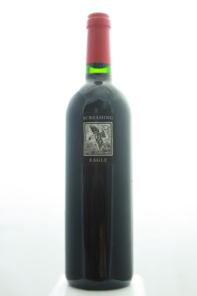 Screaming Eagle Cabernet Sauvignon 2002