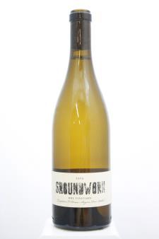 Groundwork Sauvignon Gris RBZ Vineyard Block 15 2013