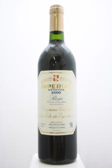 CVNE Cune Rioja Reserva Imperial 2000