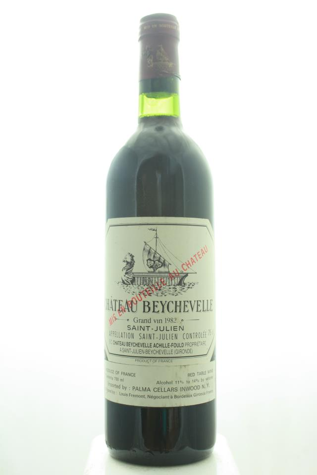 Beychevelle 1982