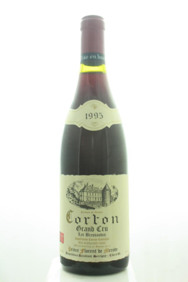 Prince Florent de Merode Corton Les Bressandes 1995