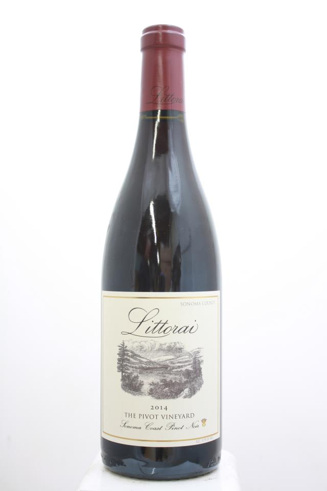 Littorai Pinot Noir The Pivot Vineyard 2014