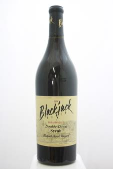 Blackjack Ranch Syrah Blackjack Ranch Vineyard Double-Down 2014