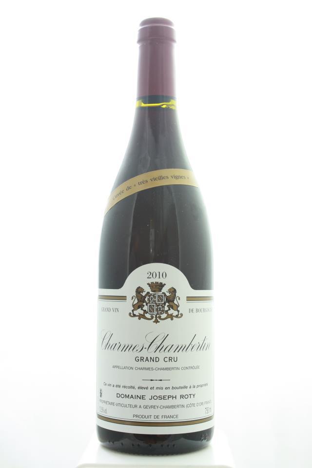 Joseph Roty Charmes-Chambertin Cuvée de Très Vieilles Vignes 2010