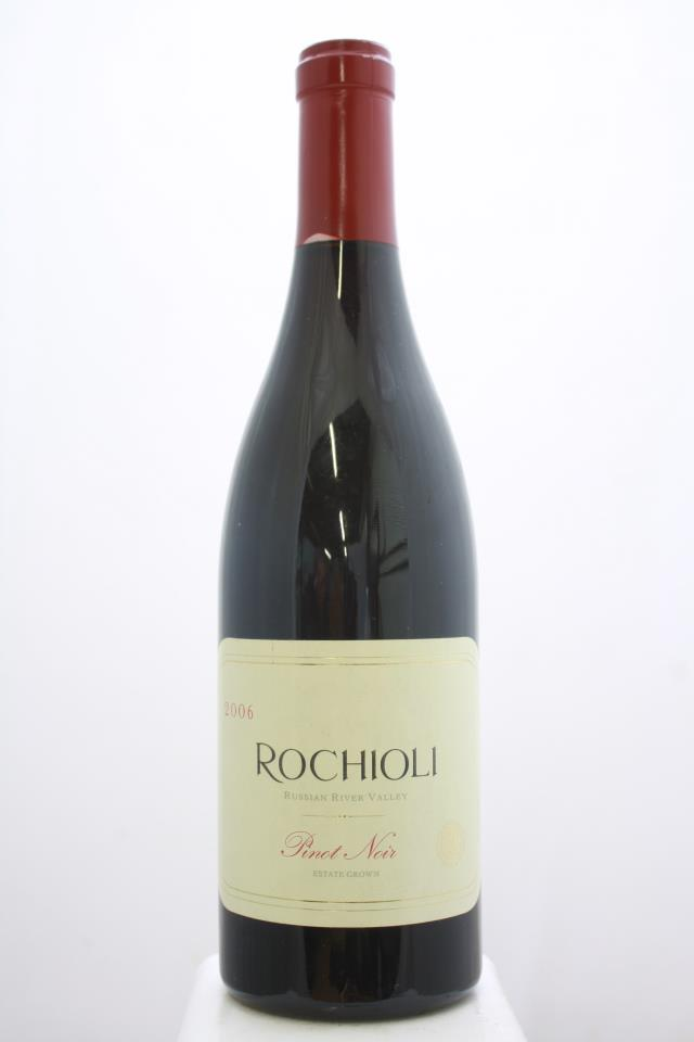 Rochioli Pinot Noir Estate Russian River Valley 2006