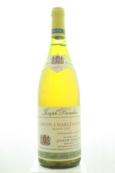 Joseph Drouhin (Maison) Corton-Charlemagne 1987