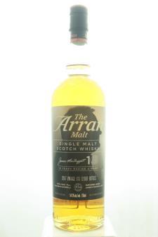 Arran Single Malt Scotch Whisky The Arran Malt 10-Years-Old 2007
