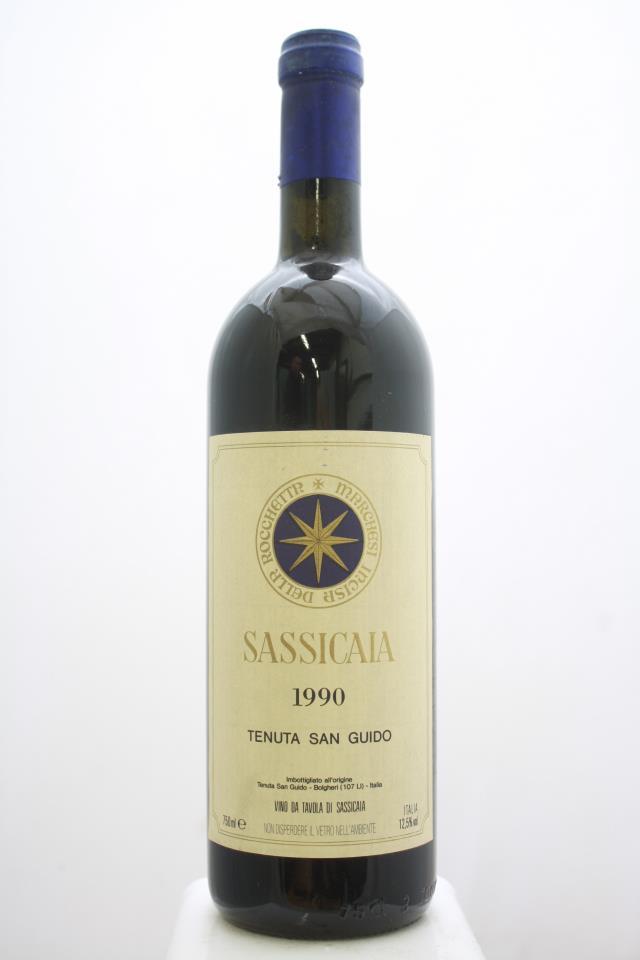 Tenuta San Guido Sassicaia 1990