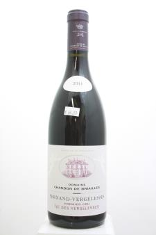 Chandon de Briailles Pernand-Vergelesses Ile de Vergelesses Rouge 2014