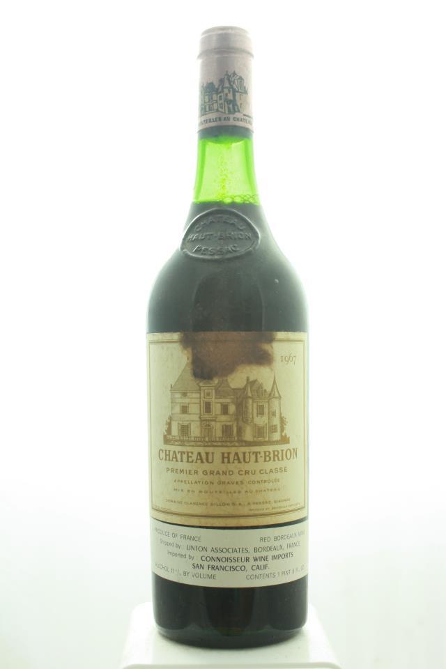 Haut-Brion 1967
