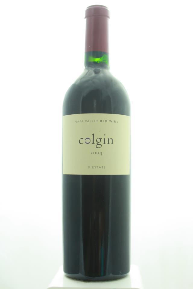 Colgin Proprietary Red IX Estate 2004