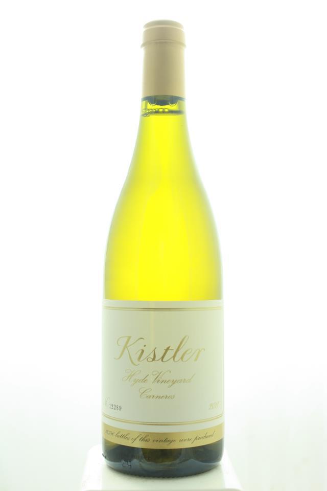 Kistler Chardonnay Hyde Vineyard 2011