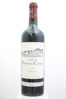 Pontet-Canet 2008