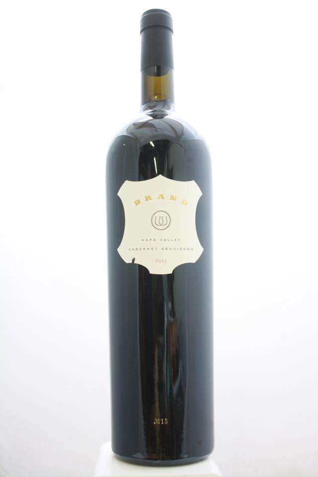 Brand Cabernet Sauvignon 2012