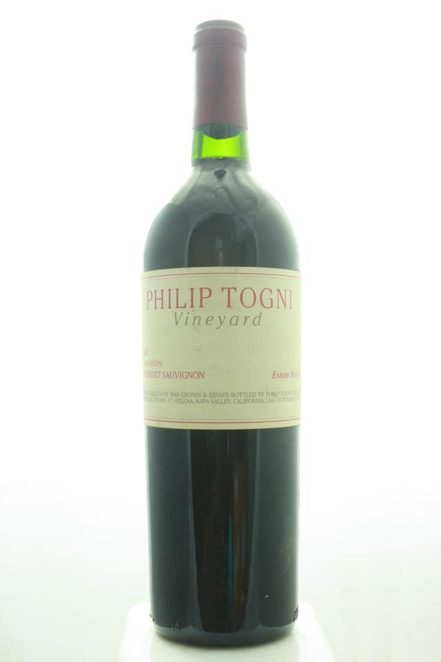 Philip Togni Cabernet Sauvignon Estate 1991