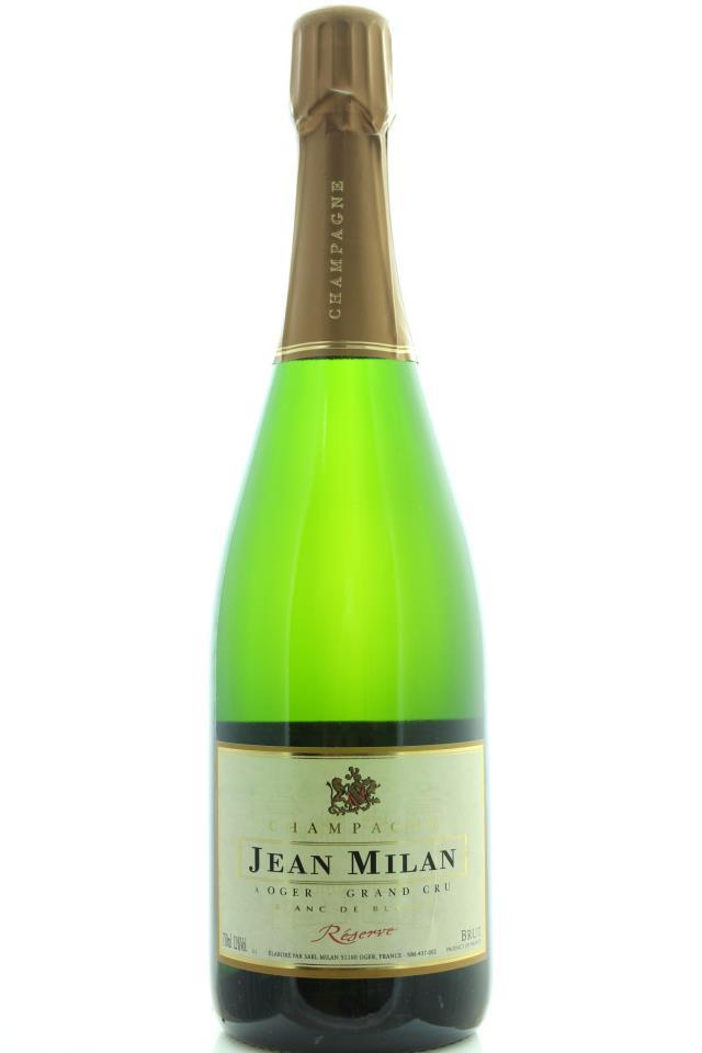 Jean Milan Blanc de Blancs Grand Cru Réserve Brut NV