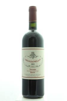Geggianello Rosso 2001