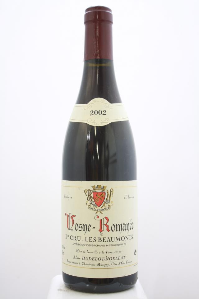 Hudelot-Noellat Vosne-Romanée Les Beaumonts 2002