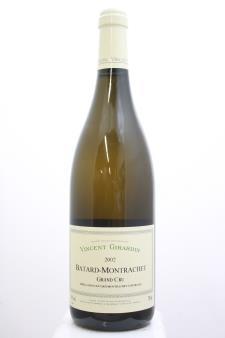 Vincent Girardin Batard-Montrachet 2002