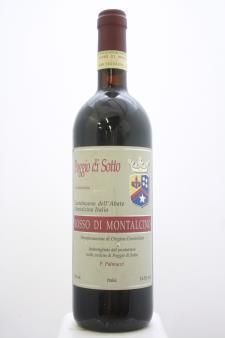 Poggio di Sotto Rosso di Montalcino 2008