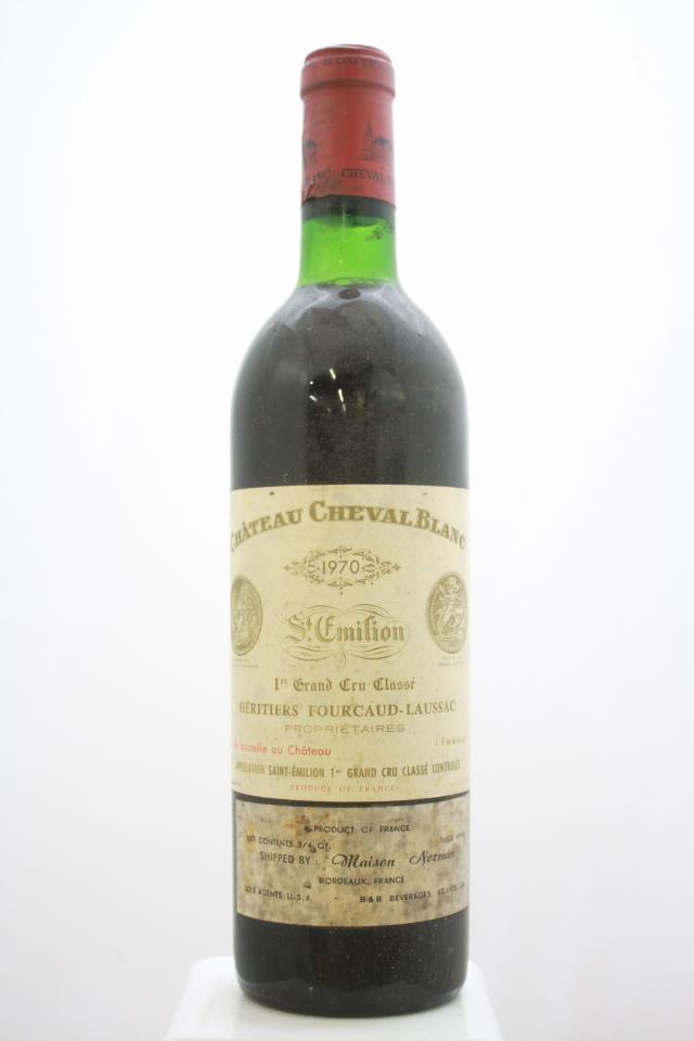 Cheval Blanc 1970