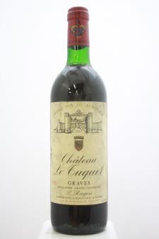 Chateau Le Tuquet 1982