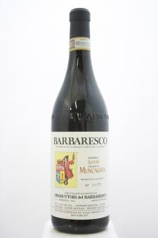 Produttori del Barbaresco Barbaresco Riserva Muncagota 2008