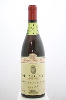 Comte Georges de Vogüé Musigny Cuvée Vieilles Vignes 1964