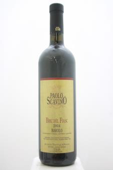 Paolo Scavino Barolo Bric Dël Fiasc 2004
