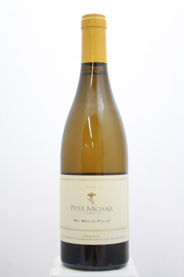 Peter Michael Chardonnay Ma Belle-Fille 2014