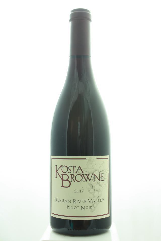 Kosta Browne Pinot Noir Russian River Valley 2017