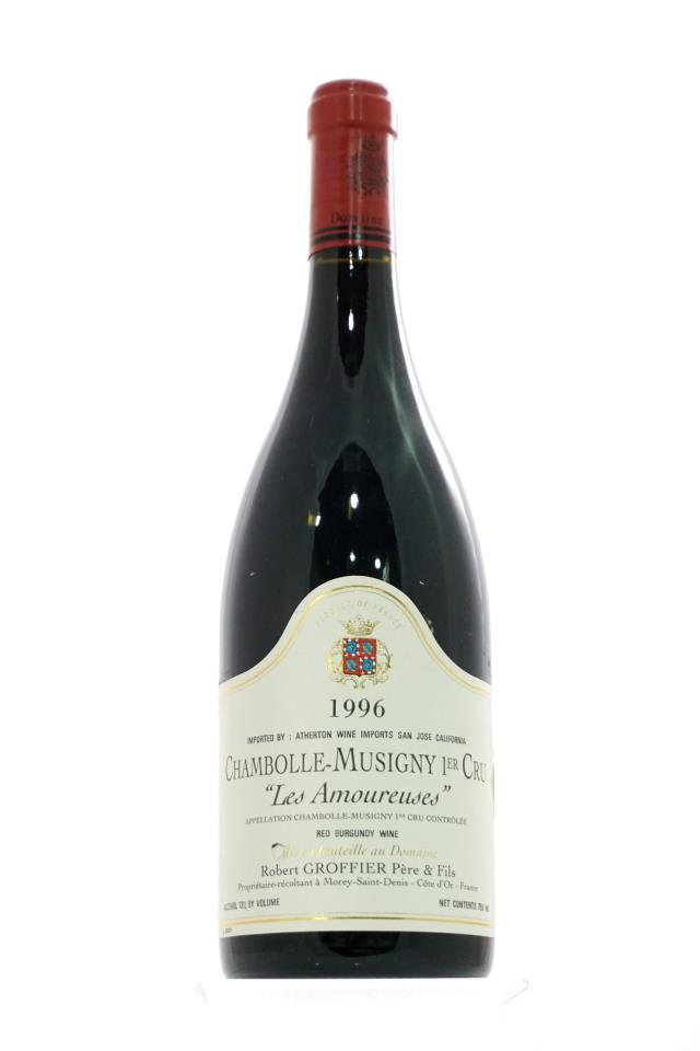Robert Groffier Chambolle-Musigny Les Amoureuses 1996
