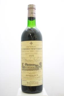 La Mission Haut-Brion 1974