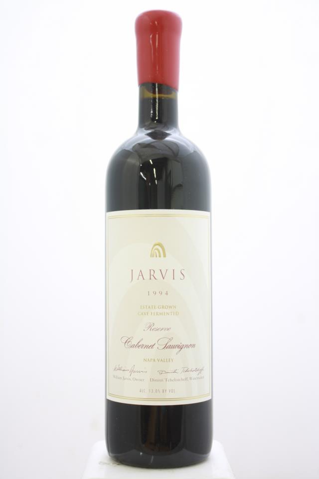 Jarvis Cabernet Sauvignon Reserve Cave Fermented 1994