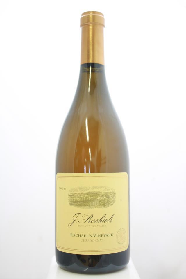 J. Rochioli Chardonnay Rachael's Vineyard 2010