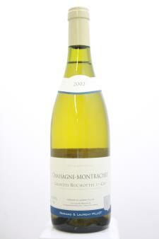 Fernand & Laurent Pillot Chassagne-Montrachet Grandes Ruchottes 2002